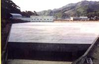 中芳養貯水池